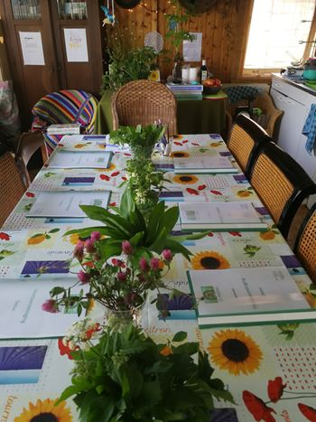 de heeltuin workshop ruimte